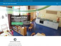 kindergarten-simonswald.de Webseite Vorschau