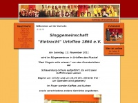 singgemeinschaft-urloffen.de