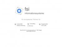 1st-sense.de Webseite Vorschau