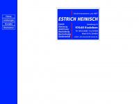 estrich-heinisch.de