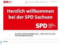 spd-sachsen.de Thumbnail