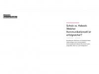 politik-kommunikation.de Webseite Vorschau