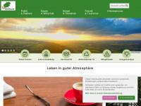 huellhorst.de Webseite Vorschau