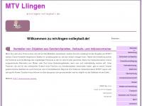 mtvlingen-volleyball.de