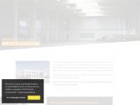 logistikhalle.com Webseite Vorschau