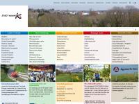 kierspe.de Webseite Vorschau