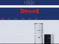 100mark-heizung.de Webseite Vorschau