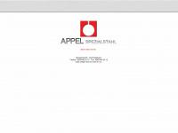 appel-spezialstahl.de