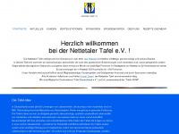 Nettetaler-tafel.de