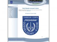 Tambourcorps-frohsinn.de