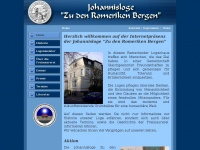 zu-den-romeriken-bergen.de Webseite Vorschau