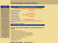 versicherungen-preiswert-billig.de