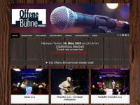 offene-buehne-dresden.de Webseite Vorschau
