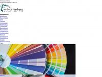 ambrosius-benz.de Webseite Vorschau