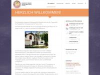 kita-altendiez.de Webseite Vorschau