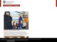 amg-igb.de Webseite Vorschau