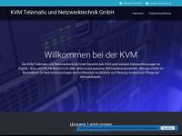 kvm-telematic.de Webseite Vorschau