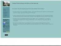 ferienwohnung-wernigerode.de
