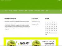 tcgeesthacht.de Webseite Vorschau