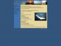 amrum-fewo.de Webseite Vorschau