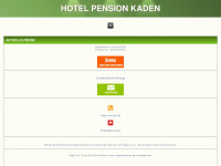 Hotel-pension-kaden.de