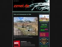 zznet.de Webseite Vorschau