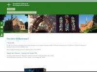 kirchengemeinde-wacken.de Webseite Vorschau