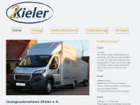 2kieler.de Webseite Vorschau