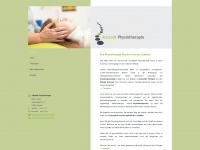 physiotherapie-luebeck.de Webseite Vorschau