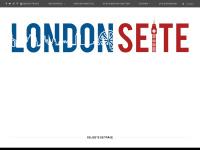 londonseite.de Webseite Vorschau