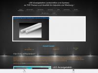 industrie-vertretung.de Webseite Vorschau