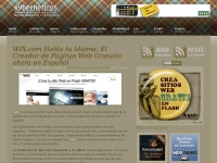 xyberneticos.com Webseite Vorschau