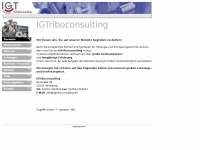 Igtriboconsulting.de