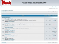 phoenixbb.de Webseite Vorschau