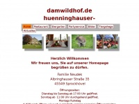 Damwildhof.de