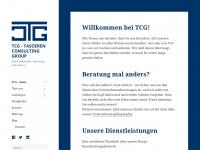 tcg-service.de Webseite Vorschau