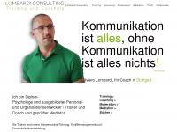 lombardi-consulting.de Webseite Vorschau