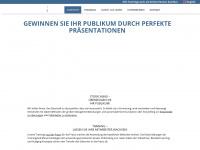 tresolutions.de Webseite Vorschau