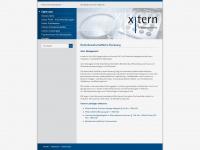 xtern-management.de Webseite Vorschau