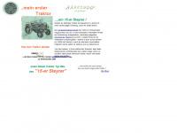 15er-steyrer.at Webseite Vorschau