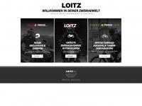 loitz.at Webseite Vorschau