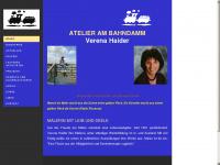 verena-haider.at Webseite Vorschau