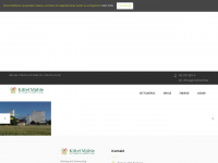 kittelmuehle.at Webseite Vorschau