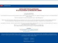 k12.at Webseite Vorschau