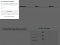 kirchberg-donau.at Webseite Vorschau
