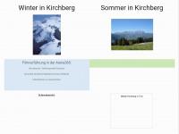 kirchberg-tirol.at Webseite Vorschau