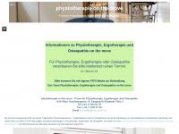 physio-move.at Webseite Vorschau