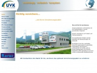 uvk.at Webseite Vorschau