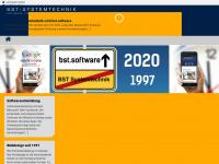 bst-systemtechnik.de Webseite Vorschau