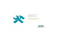 amaxworld.ch Webseite Vorschau